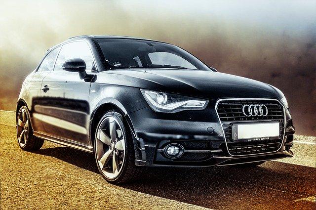 Amortyzatory do Audi