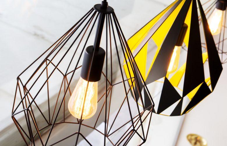 Jakie lampy sufitowe do industrialnych wnętrz?